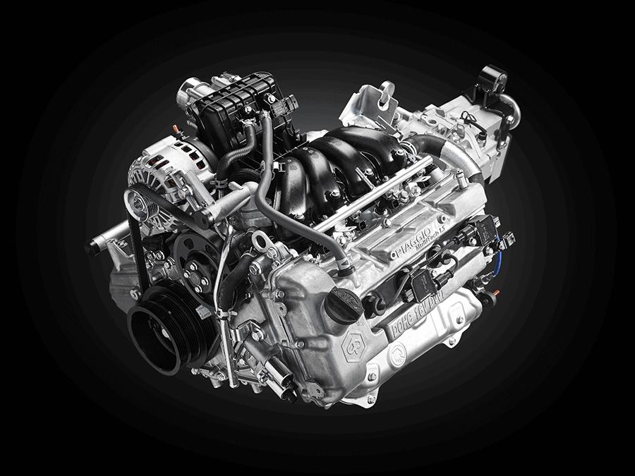 motore piaggio porter npl