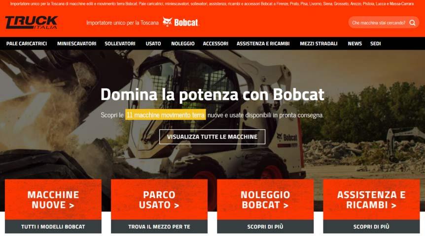 bobcat truckitalia