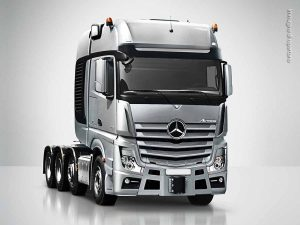 mercedes actros 250 tonnellate