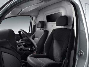 mercedes citan furgone interno