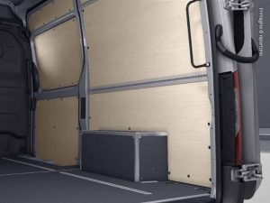 mercedes sprinter furgone interno