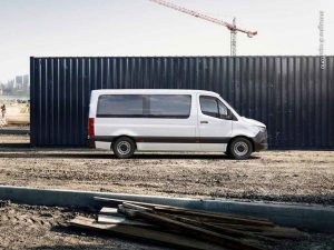 mercedes sprinter tourer esterno