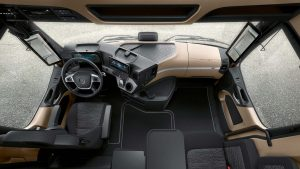 Cabina Guida Nuovo Actros Mercedes-Benz