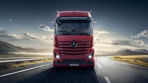 Nuovo Actros Mercedes-Benz