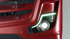Firma Luminosa Nuovo Actros Mercedes-Benz