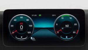 Plancia Nuovo Actros Mercedes-Benz