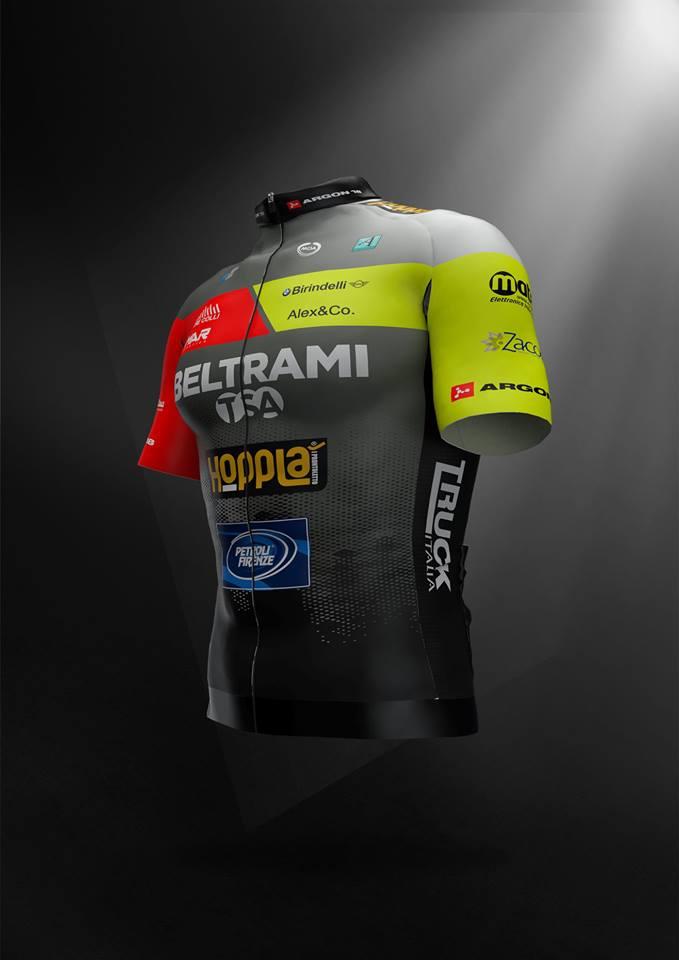 Truck Italia sponsor del team beltrami